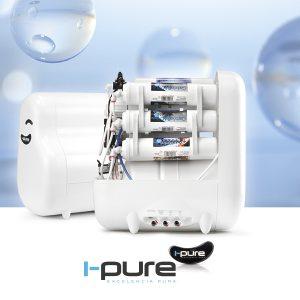 Purificador Agua Alkalina I PURE