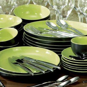 Set de lujo BQ lux vert